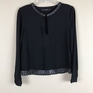 Zara Basic Collection top